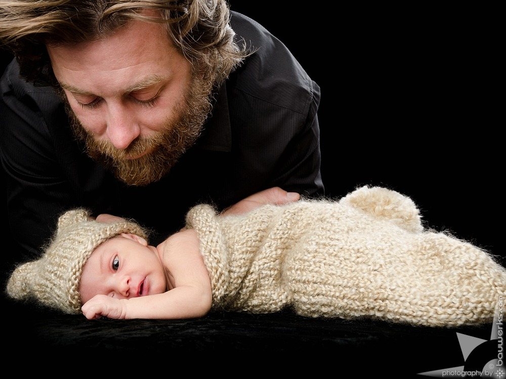 Baby photography in chicago by bauwerks