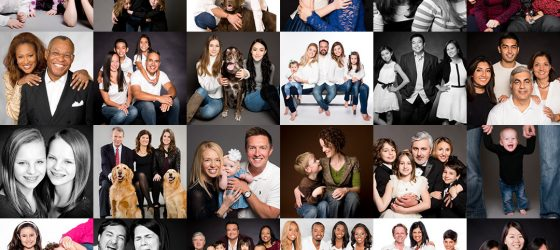 Have a Fun-filled great time with your Family and Friends in our Chicago Photo Studio